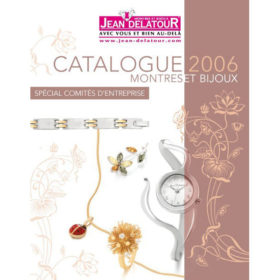 CATALOGUE<span>RÉALISATION D'UN CATALOGUE BIJOUX</span>
